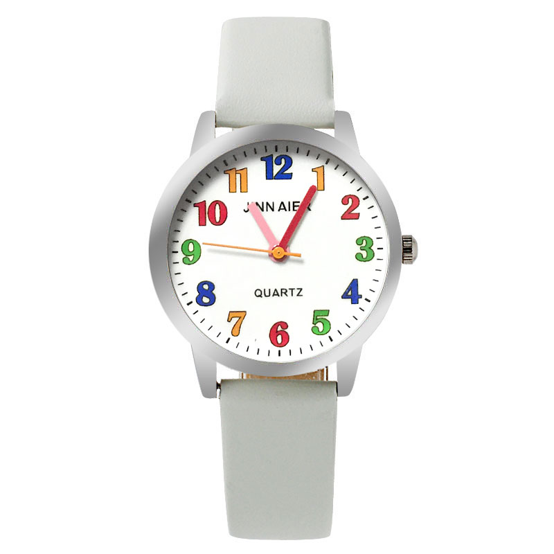Children Watch Fashion  Brand Watches Quartz Wristwatches  Kids Clock boys girls Students Wristwatch Multicolor watch plate splendid brand new boys girls students time clock electronic digital lcd wrist sport watch