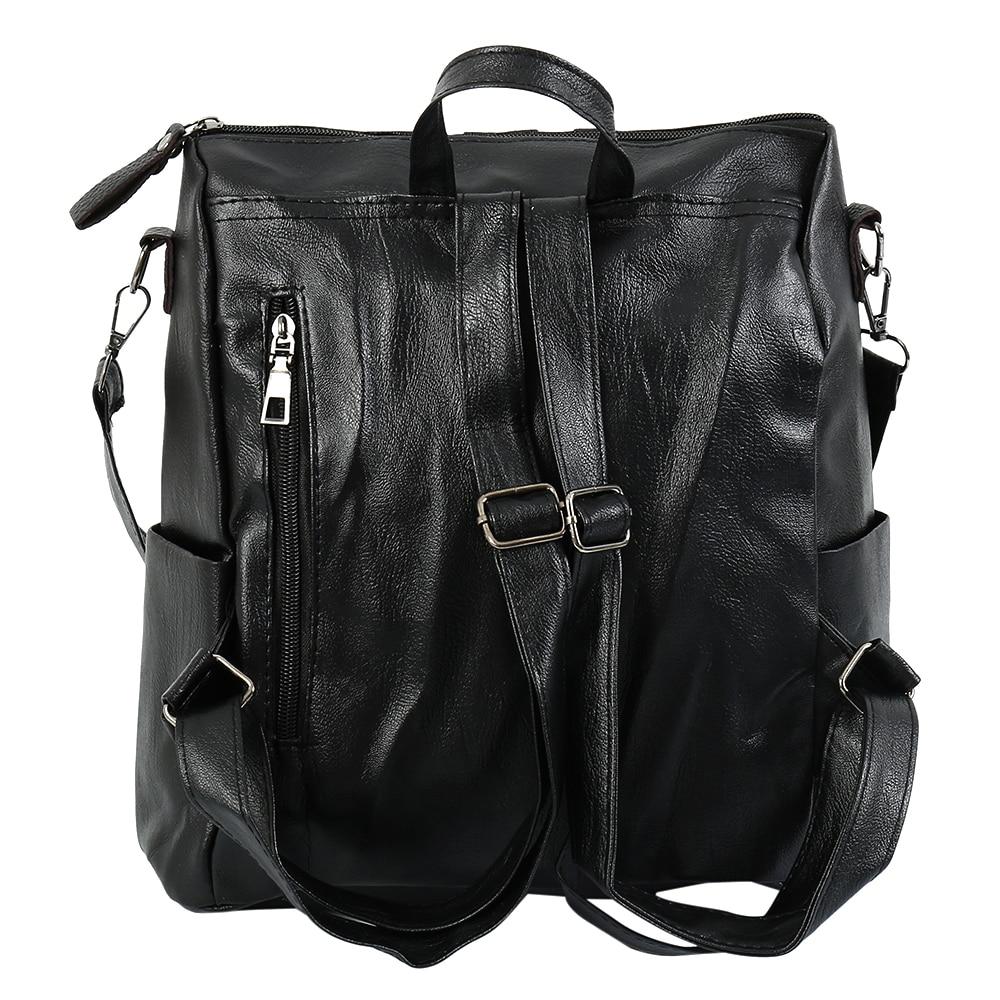 Women Handbag Female PU Leather Bags Handbags Ladies Portable Shoulder Bag Office Ladies Hobos Bag Totes 1