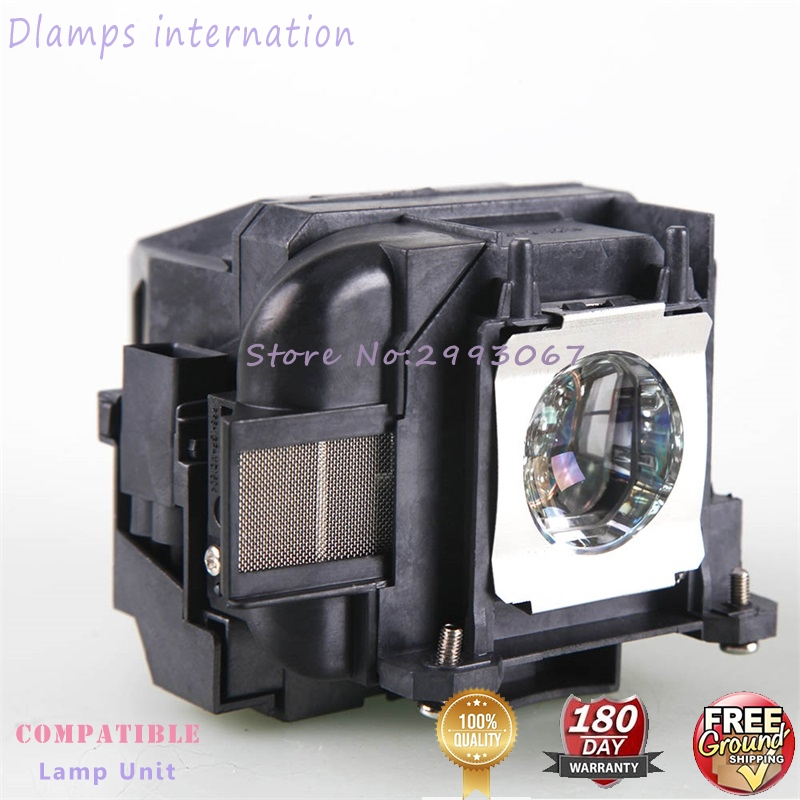 For ELPLP78 Replacement Lamp Module for EPSON EB-945 955W 965 S17 S18 SXW03 SXW18 W18 W22 EB-965 955W 950W 945 940
