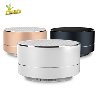 OTAO Bluetooth Wireless Speakers Aluminum Alloy LED Light Stereo Mini Speaker Hnad Free Call FM Audio