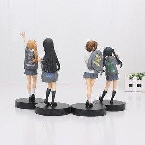 Image 3 - Vá em frente! Hirasawa yui akiyama mio tainaka ritsu kotobuki tsumugi nakano azusa 5th aniversário pvc figura de ação modelo brinquedos