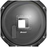 SCLS SHOOT 2 5 Version 6 Inch Lens Hood Dome Port Lens Cover For Gopro Hero