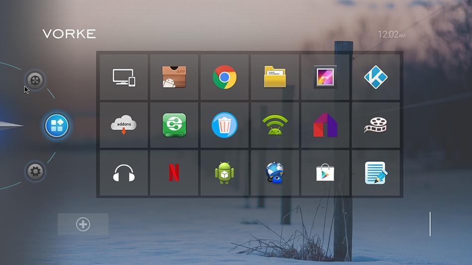 VORKE Z6 Plus KODI 17.4 Android 7.1.2 Smart TV BOX VORKE Z6 Plus KODI 17.4 Android 7.1.2 Smart TV BOX HTB1AjhzdIhmZKJjSZFPq6A5 XXag