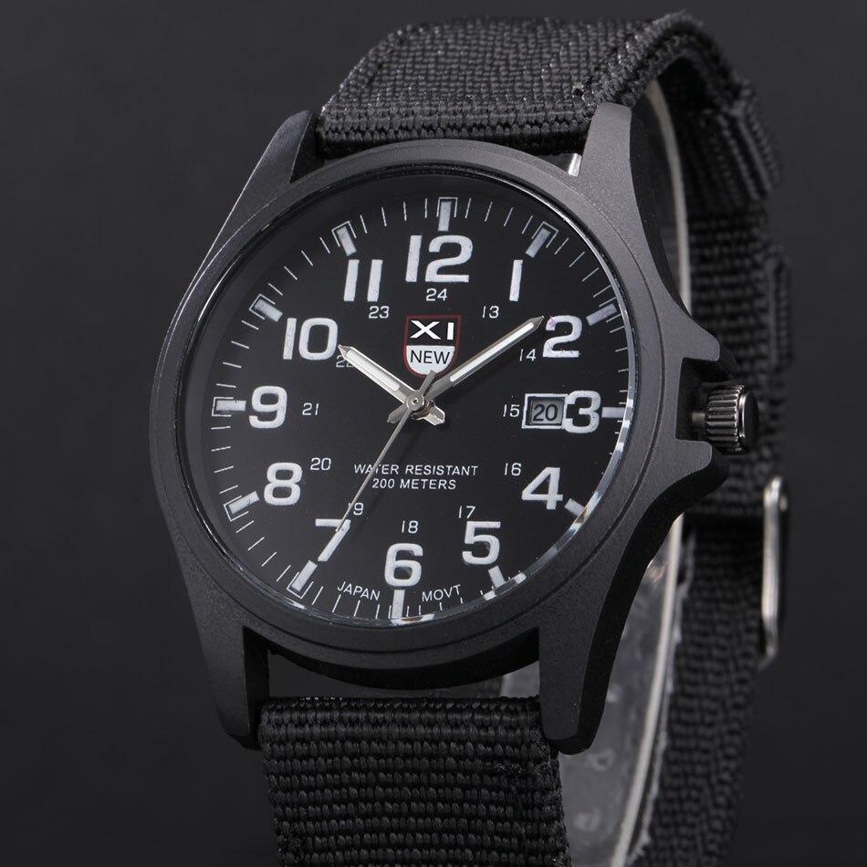 Montres de marque pour hommes Date heures relogio masculino barato Erkek Saat montre homme de luxe reloj hombre XINEW horloge militaire