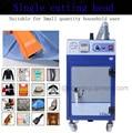 Электрическая швейная машина для высечки ниток