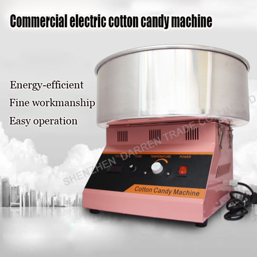 Commercial Cloud Cotton Candy Machine 220V/50HZ electric cotton candy machine for commercial use most effective industrial cotton candy machine professional commercial cotton candy machine cotton candy machine for home