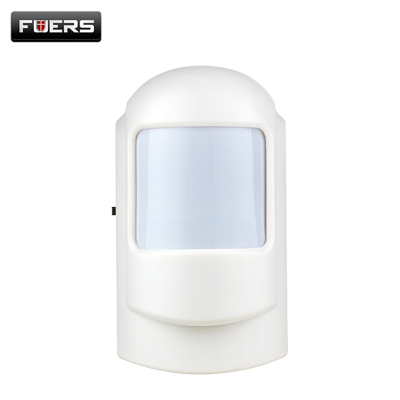 Fuers Wireless PIR Sensor Motion Detector 433Mhz Alarm Sensors For Wireless GSM/PSTN Auto Dial WG-11 Home Security Alarm System