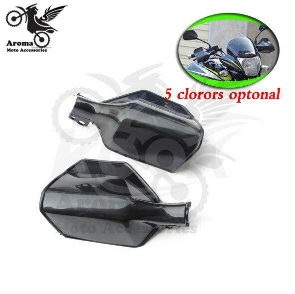 Gratis verzending ATV Handguards motorcross Handschoenen 5 kleuren - Motoraccessoires en onderdelen