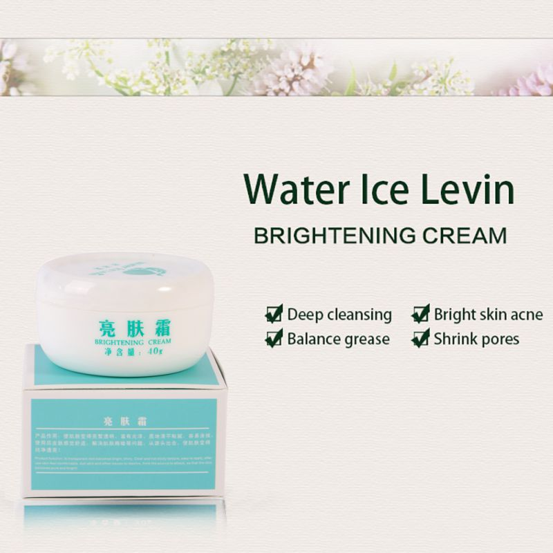 Moisturize Whitening Repair Fade Spot Facial Cream Eliminate Melanin Facial Care Treatment Deep-Cleaning Shirk Pores Bright Skin