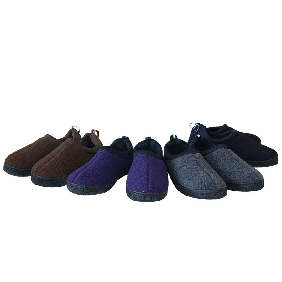Liebhaber Winter Warme Baumwolle Gefütterte Schuhe für Männer - Herrenschuhe - Foto 6