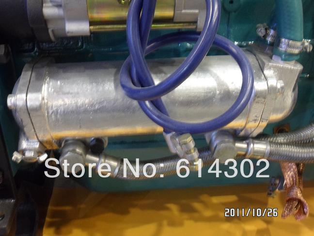 Масляный охладитель для weifang K/ZH495C K/ZH4100D/ZD/C/ZC части дизельного двигателя/weifang части морского дизельного двигателя
