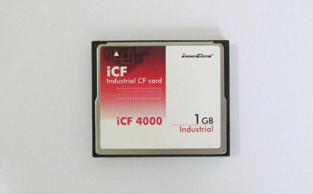 ICF 4000 innodisk 1 ГБ Промышленного CF Карты Широкий Temp карты CompactFlash 1 ГБ