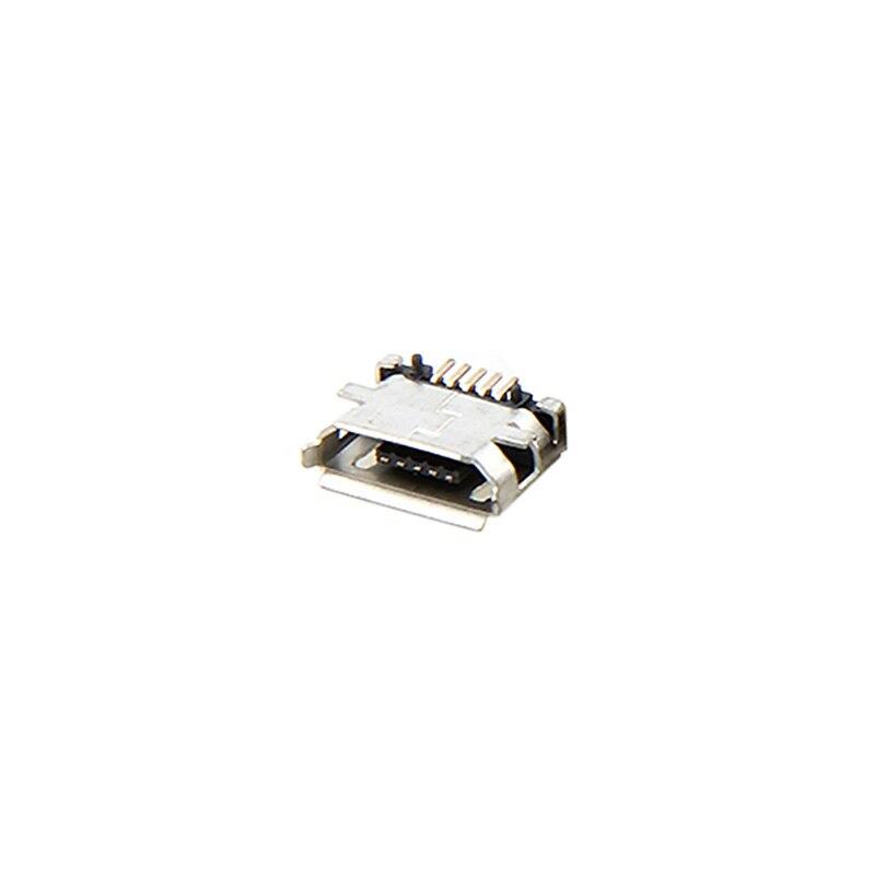 10 Stks Connector Micro Usb Mk5p 5pin Vrouwelijke Connector G19 Micro Usb Opladen Socket Rechte