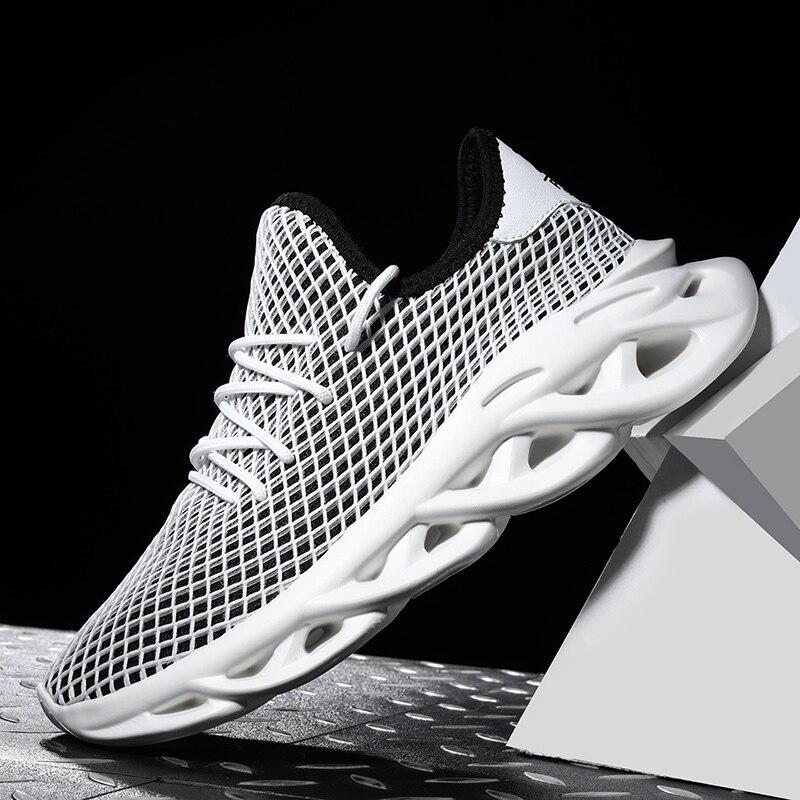 Running Shoes for Man 2019 Braned Black