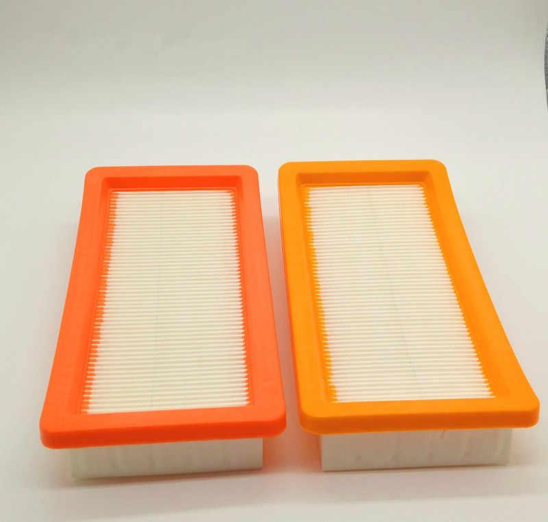 Filtros de alta calidad 5 unids/lote 6.414-631,0 para Karcher DS5500 aspiradora DS5600 DS5800 DS6000 accesorios de vacío de filtro