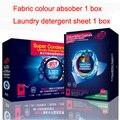 Tejido sano absober y detergente para la ropa de color hoja de bolas de lavado bola de lavado sin fosfatos de absorber pigmentos de color de bloqueo