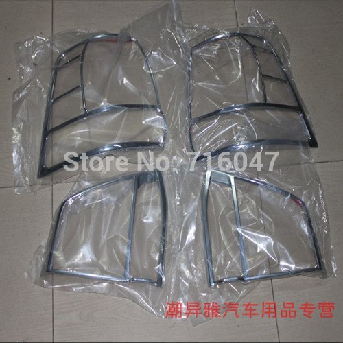 Хромовая отделка из Китая