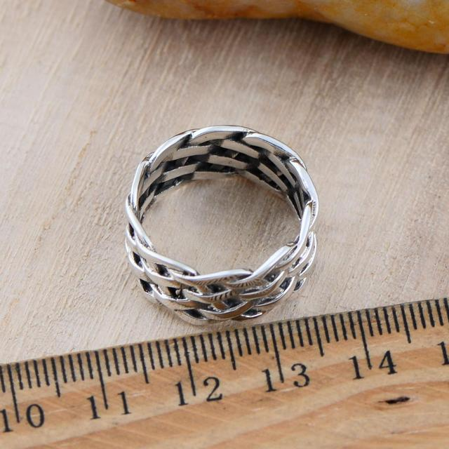 Braid Ring 3