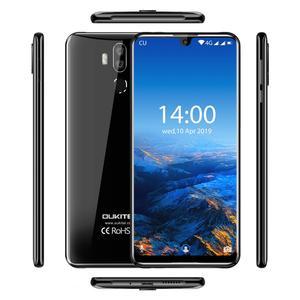 "Image 3 - Oukitel K9 7.12 ""אנדרואיד 9.0 MTK6757 אוקטה Core 2.3GHz Smartphone טביעות אצבע 6000mAh 1080*2244 16MP + 2MP/8MP הסלולר"
