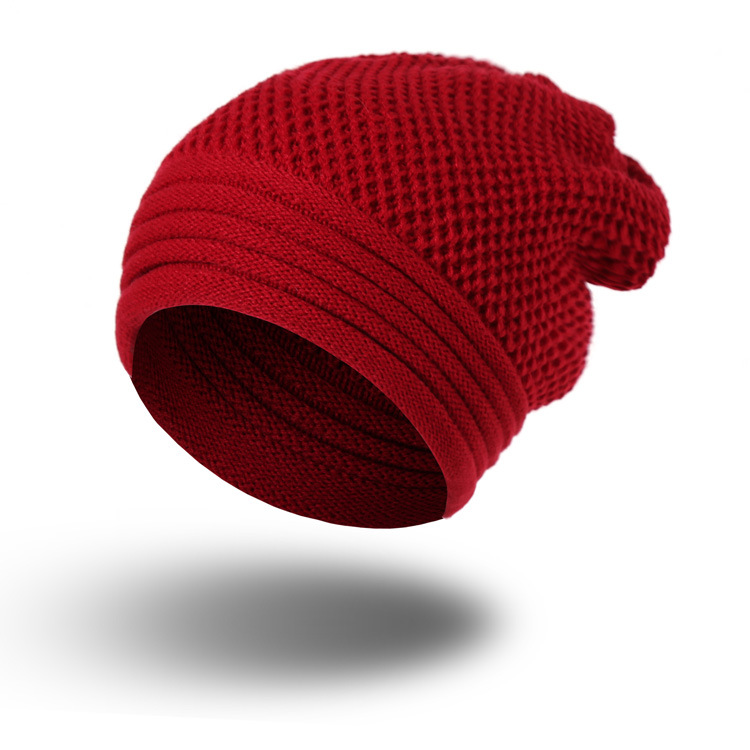 66cea36425a Autumn and winter hats for women and men brand designer solid color soft  knitted hat warm beanie hats women Skullies-in Skullies   Beanies from  Apparel ...