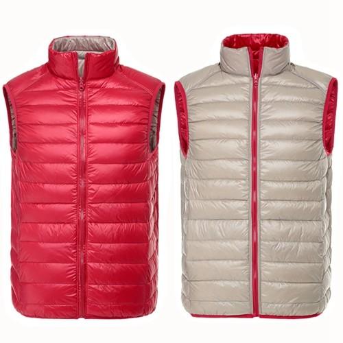 Duck-Down-Vest-Men-Ultra-Light-Double-Sided-Zipper-Puff-Gilet-Casual-Reversible-Vests-Jackets-Sleeveless (4)