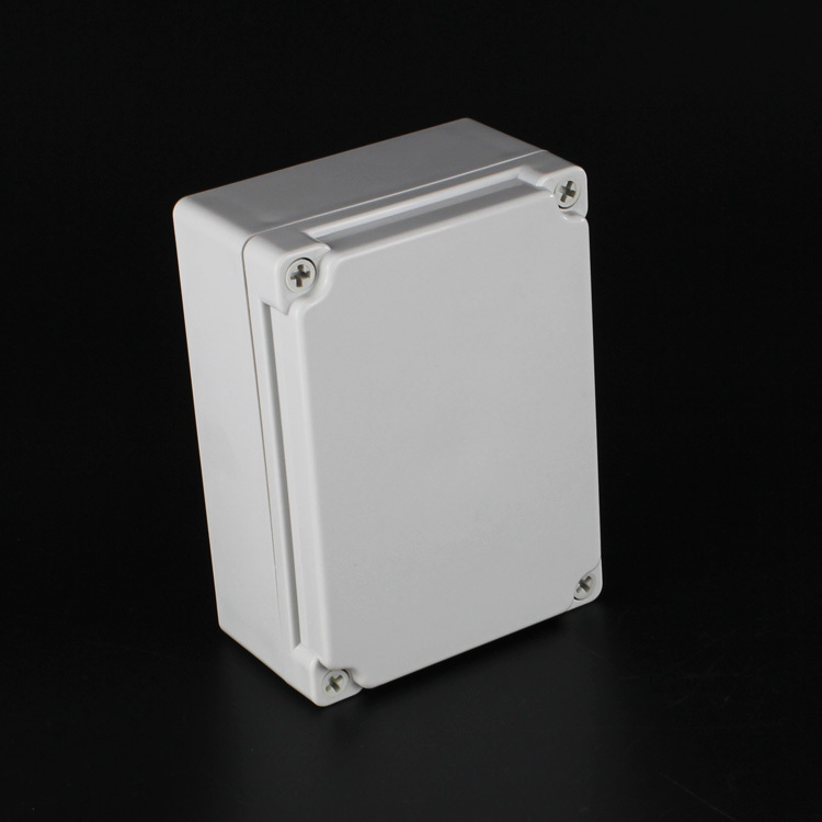 цена на 175*125*75MM IP67 Waterproof Plastic Electronic Project Box w/ Fix Hanger Plastic Waterproof Enclosure Box Housing Meter Box