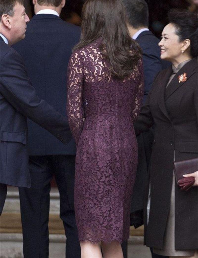 Excelente Vestido De Fiesta Kate Middleton Inspiración - Ideas de ...