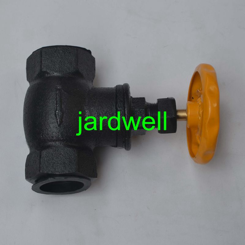 Replacement air compressor spares for Ingersoll Rand Globe valve/shut off valve 95067203 13mm male thread pressure relief valve for air compressor