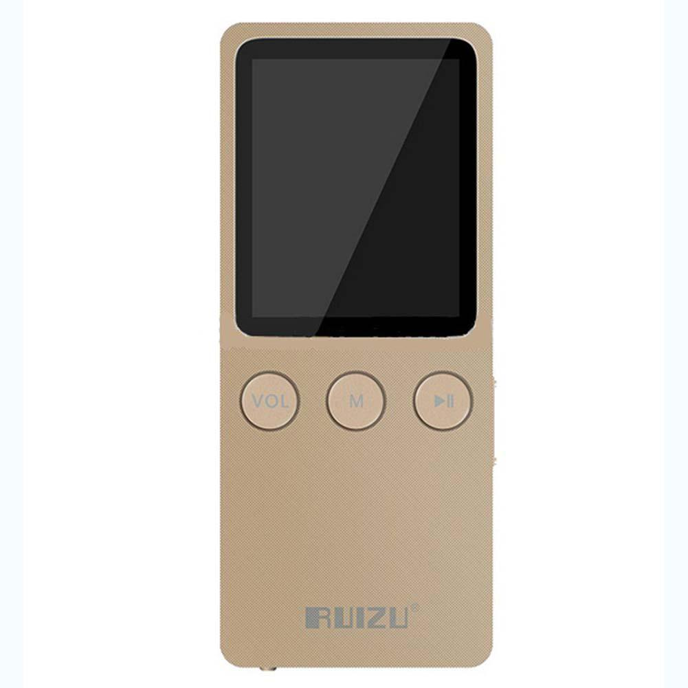 Speaker 1.8 8GB MP4 Player Slim Video Radio FM Player For 64GB Micro SD TF Card Music play times 200 hours RUIZU X08 APE mp4 плеер 2015 1 8 8gb mp4 e fm mp3 mp4 64 tf 1000sets new