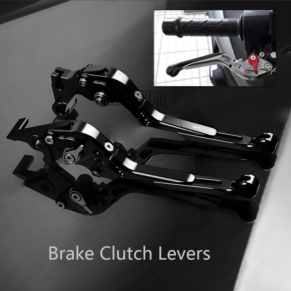 Motorcycle Brake Clutch Levers For Yamaha Xj 550 1981 1985 Xj650 Wiring Ignition Turbo 1980 Xz Tw 125 Dt Re Xs 650 Se In Disks From Automobiles