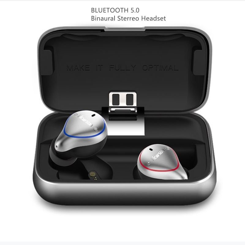 Binaural Call Headsets Bluetooth 5.0 IPX7 Waterproof Separate Wireless Sport Earbuds HIFI Stereo Invisiable TWS Earphones In Ear стоимость