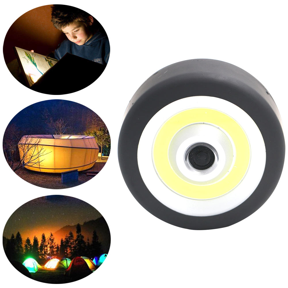 New Cob Led Flashlight Magnetic Working Folding Hook Light Lamp Torch Outdoor Camping Linternas Shop Wwo66 Factories And Mines Light Bulbs