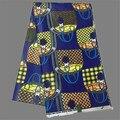 Отличный дизайн ткань воска воск печати ткани Африки в реальном воск анкара печати материал WF607 (6 ярдов/серия)