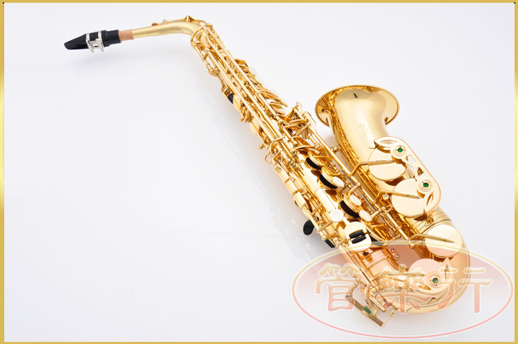 Germany (JK) Keilwerth ST90 Brass Tube Gold Lacquer Alto Eb Saxophone Pearl Decorative Buttons Professional Instruments Saxofone