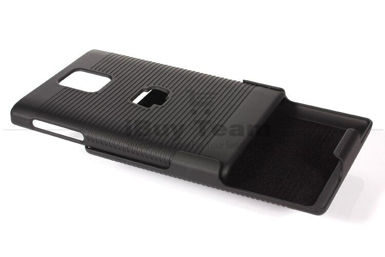 promo code 107d8 e8569 For BlackBerry Passport Q30 Side Case Swivel Belt Clip Holster Stand ...