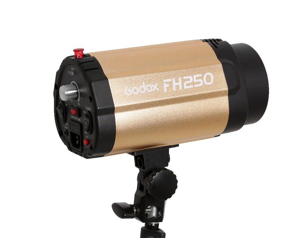 Godox250W სტუდიის ფლეშ - კამერა და ფოტო - ფოტო 1