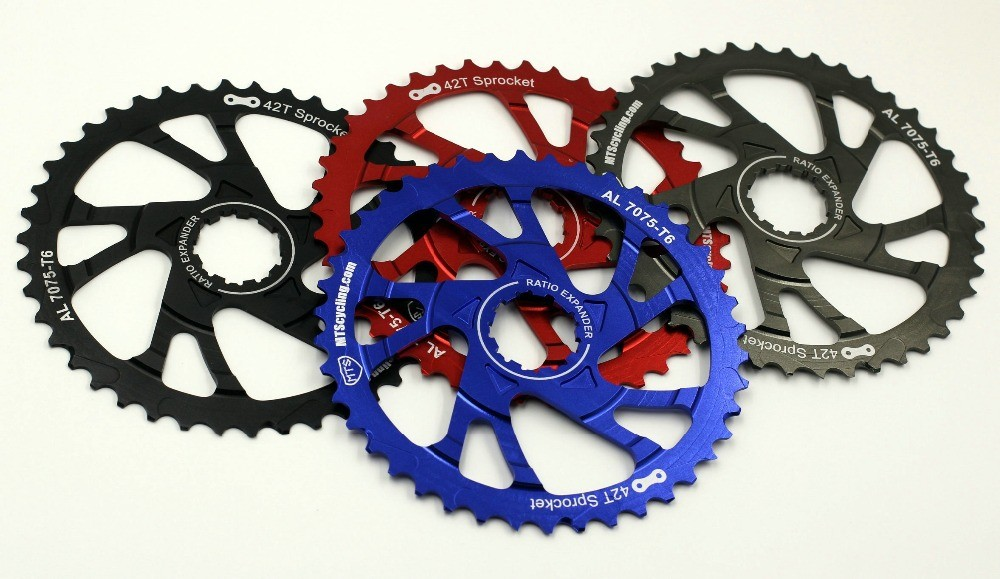 Cassettes, Freewheels & Cogs 16t Al7075 Sprocket Cog For Sram Pg1030 Pg1050 Pg1070 11-36 Cassettes Low Price Sporting Goods Mts 42t