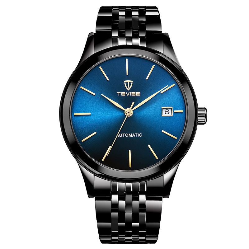 TEVISE Brand Watch Men Fashion Luxury Wristwatches Waterproof Automatic Mechanical Watch Sport Casual Watches 2016 hot sale top brand ailang luxury men watches casual fashion waterproof stainless steel wristwatches mechanical watch