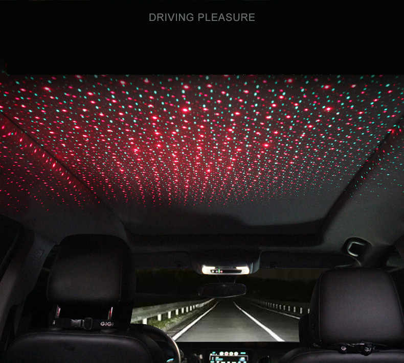 Led Car Interior Lighting Kit Styling Decoration Atmosphere Light For Bmw E46 Universal