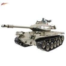Henglong RC Tank M41A3 Walker Bulldog Battle Tank Chariots 2 4G 1 16 Armored Car BB