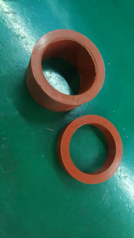 Roues en caoutchouc pour la soudeuse de bannière/roue fonctionnante en caoutchouc/roue fonctionnante de machine de soudure de bannière - 4