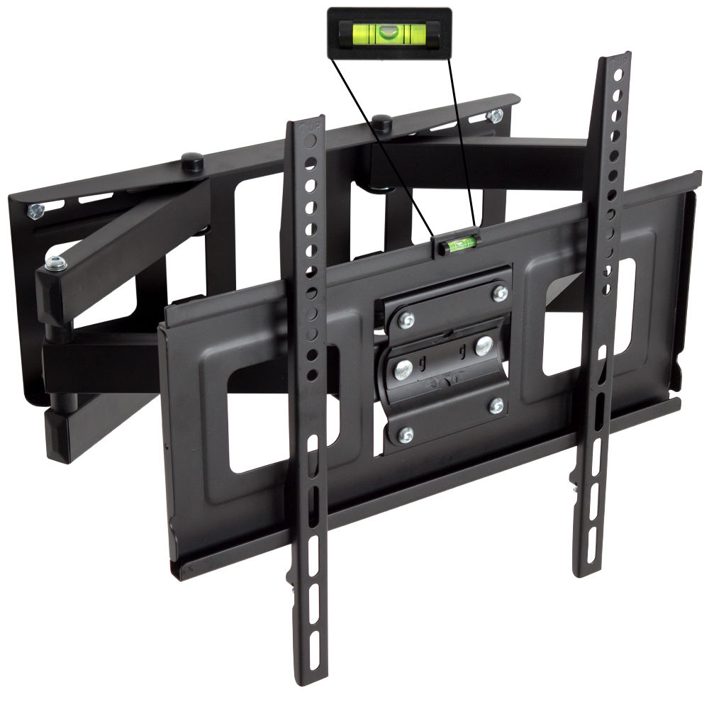 Firm and Sturdy TV Holders Pedestal Stand Base fits 32-55inch For TV LED LCD Plasma Simple Assembly Needed TV Racks