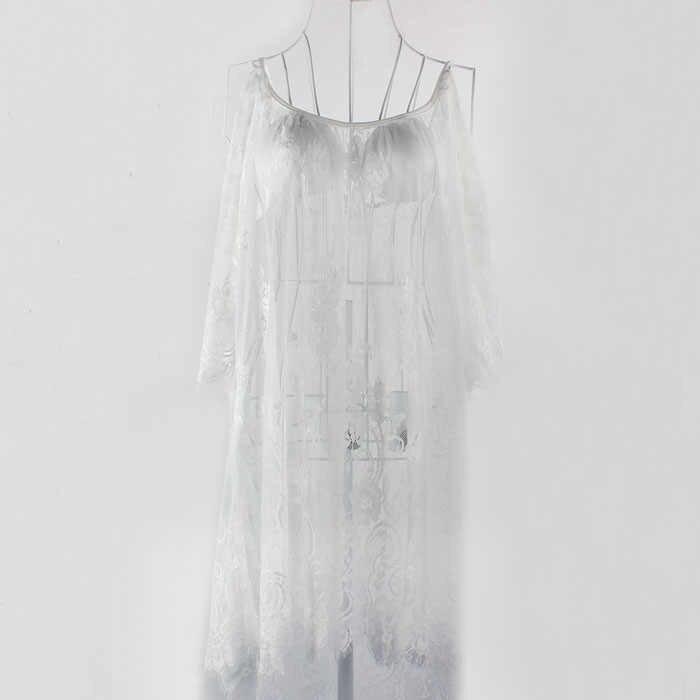 خمر اللباس امرأة الأزياء الهبي بوهو الناس المطرزة الأزهار الدانتيل حزب اللباس مثير رداء فام الكروشيه البسيطة اللباس vestidos
