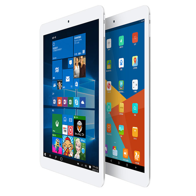 Teclast X98 Plus II Tablet PC intel X5-Z8350 Quad-Core 4GB Ram 64GB Rom 9.7 inch 2048*1536 IPS Retina Win 10+Android 5.1 WiFi BT