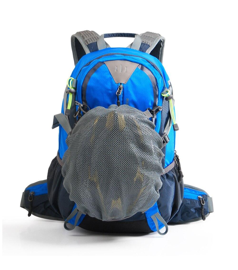 Maleroads cyclisme Bakcpack 30L vélo sac à dos vélo sac à dos route équitation sac à dos pour Camping randonnée sac de voyage hommes femmes - 3