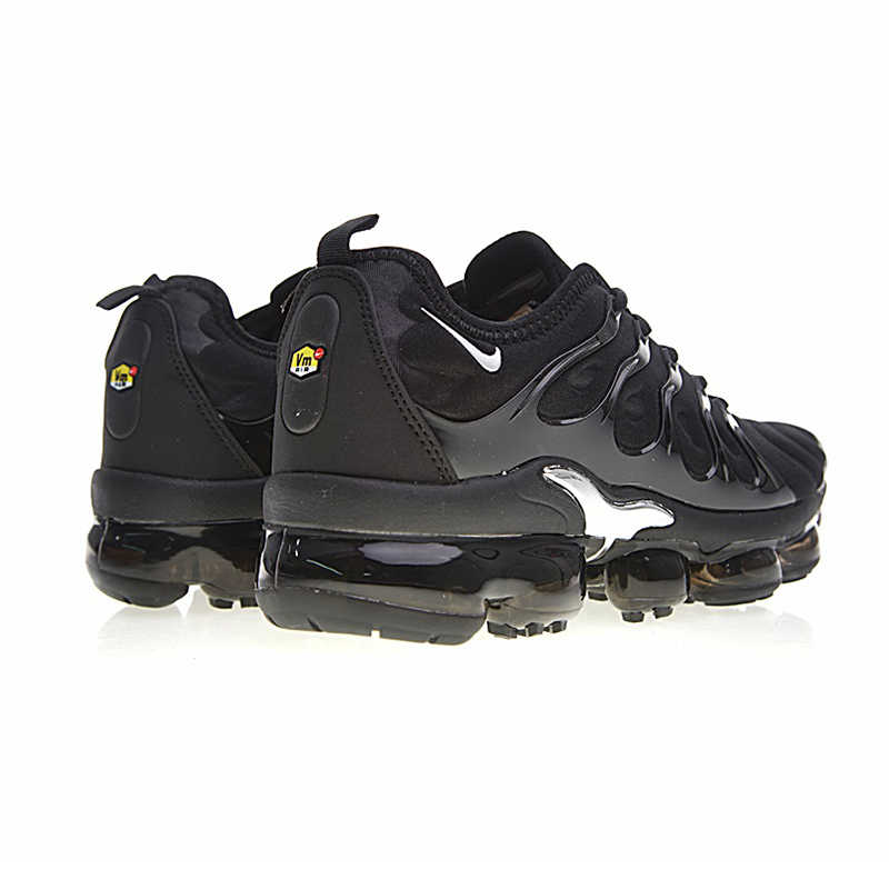 sklep dostępność w Wielkiej Brytanii oficjalne zdjęcia Original Authentic Nike Air Vapormax Plus TM Men's Running Shoes Outdoor  Sneakers Comfortable Breathable 2018 New Arrival 924453