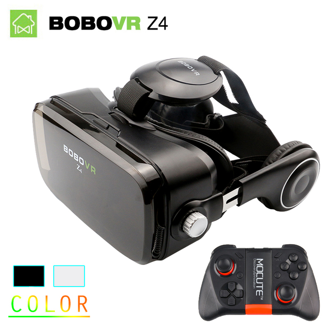 Original BOBOVR Z4/MINI Virtual Reality goggles 3D VR Glasses google Cardboard BOBO VR BOX 2.0 headset For 4.0-6.0 inch phone