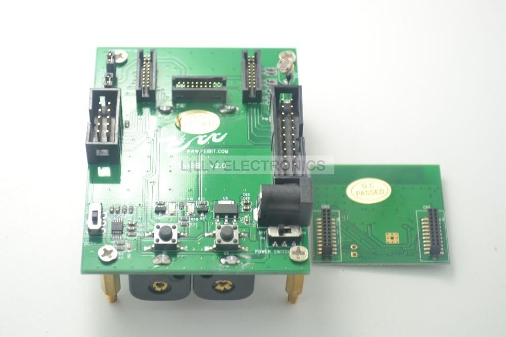 ФОТО CC2530 Zigbee development board FB2530BB+CC2530EM RF module FB2530RF