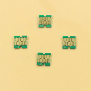Image 3 - 400pcs  newest F6200 chips for Epson SC F9200 F7200 F6270 F9270 F7270 chips  100 Cyan, 100 M, 100 Y, 10BK, 90HDK