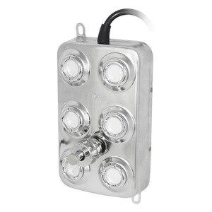 New Ultrasonic 6 Head Air Humidifier 3L/H Industrial Atomizer Landscape / Garden / Rockery Mist Maker Humidifier Parts